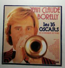 Vinyle 33 Tours Jean-claude Borelly les 16 Oscars de la musique de film N 27