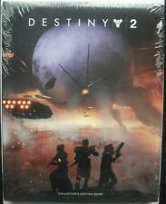 Destiny 2 Collector's Edition Guide Book New Sealed