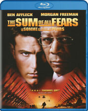 THE SUM OF ALL FEARS (BILINGUAL) (BLU-RAY) (BLU-RAY)