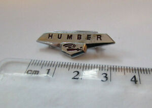 Vintage Humber car lapel badge Collectible vehicle memorobilia FREEPOST