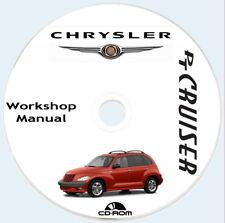 PT Cruiser,Daimler Chrysler,workshop Manual 1a serie 2000/2005