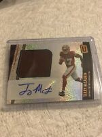 2019 Unparalleled Terry McLaurin Rookie Patch Auto RPA Very Clean 💥💥