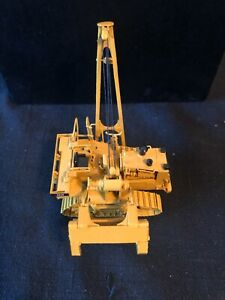 CAT 583R Pipelayer Brass Model Classic Construction Models CCM 1:87 #335 Limited