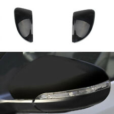 Co-pilot side Replacement Glossy Black Rear View Mirror Cover For VW Jetta MK6