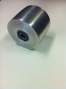 """Belt Grinder Tracking Wheel for 2x72"""" knife making grinder"""