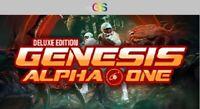 Genesis Alpha One Deluxe Edition Steam Key Digital Download PC [Global]