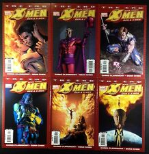 X-Men The End Book Three (2006) 1 2 3 4 5 6 Men & X-Men VF+ (8.5) complete set