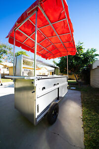 Food Cart for sale-NEW