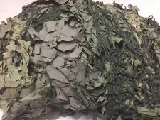 Used 10ft x 10ft Army netting cammo camo net wildlife filming ideal hide [70765]