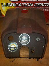 1964 Farmall 504 Gas Utility Tractor Gauge Clusterdashgastank Cover