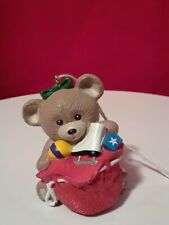Hallmark Keepsake  Christmas Ornament - 1992 Teddy Bear