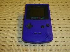GameBoy Color Game Boy GBC + 2 Gratis Spiele #145 *Ton Defekt*