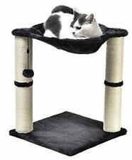 New listing AmazonBasics Cat Condo Tree Tower With Hammock Bed And Scratching Post 16 x 2.