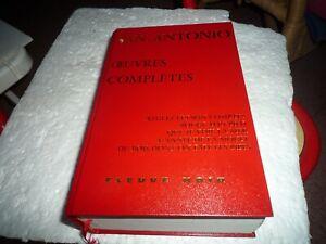 SAN ANTONIO oeuvres complètes XXIV 24 1995