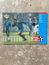 1997 Upper Deck England Soccer Card - DAVID BECKHAM  ROOKIE Mint