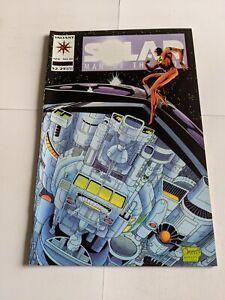 Solar Man Of The Atom #20 April 1993 Valiant Comics