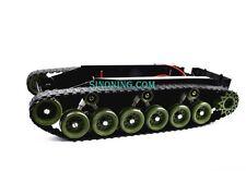 Damping balance Tank Robot Chassis Platform Remote Control DIY crawler Arduino