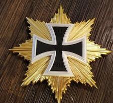 WWI1 WW2 German Star of Grand Iron Cross 1914 Medal award pinback decoration