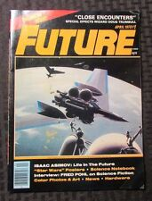 1978 FUTURE Magazine #1 FN+ 6.5 Chesley Bonestell King Kong
