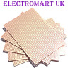5 X PCB VERO COPPER STRIPBOARD STRIP BOARD 64 X 95 MM