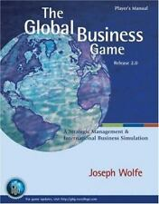 The Global Business Game: A Simulation in Strategic Management and International