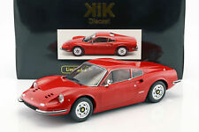 Ferrari 246 GT Dino Año Fabricación 1973 rojo 1 12 Kk-scale