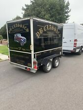 More details for exhibition display trailer lyndon trailer. twin axle display trailer