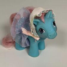 Vintage Mi Pequeño Pony Baby Pajarita G1 1984 Hong Kong + Outfit