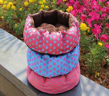 Haustier Hund Katze Fleece Flanell warmes Bett Weiches Kissen Nest Pad Haus Cozy