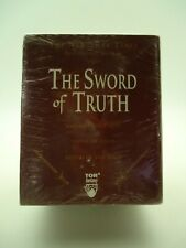 The Sword of Truth Boxed Set I Books 1-3 Terry Goodkind BOOK NEW
