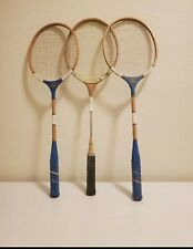 New listing Lot Of 3 Vintage Tennis Racquets