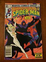 PETER PARKER SPECTACULAR SPIDER-MAN #81 (Marvel) Signed by Al Milgrom w/ COA!