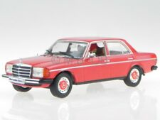 Mercedes W123 200 D 1976 rot Modellauto WB173 Whitebox 1:43
