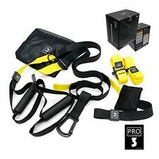 Total All-in-One Suspension Training Kit Yellow | Exercise Bands |