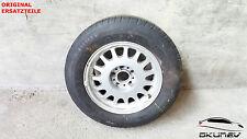 Bmw 7er e38 alufelge notrad rueda de repuesto rueda 7jx16h2 1181840