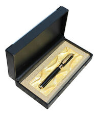 Dragon Pen - Hochwertiger Drachen Füller - Füllfederhalter mit edler Lederbox