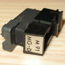 Shure M91 Mg-D Sistema Cartucho Tonabnhemer Tocadiscos Needle