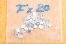 Case clamp mounting tab F (4.4x2.0mm) 20 pieces for ETA Valjoux movements