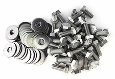 VW BEETLE / BUG - Stainless Steel WING FITTING BOLT KIT