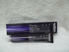 Loreal DIALIGHT Professional Acidic Demi-Permanent Gel Creme Hair Color ~ 1.7 oz