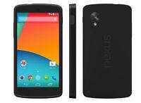 FOR LG Nexus 5 5G D820 821 Genuine Official Google Bumper Hard TPU Cover Case