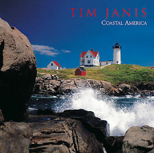 TIM JANIS Coastal America CD BRAND NEW FACTORY SEALED