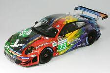 Porsche 997 GT3 RSR - Goossens - 24h Le Mans 2011 - 1:18 Spark 18S085