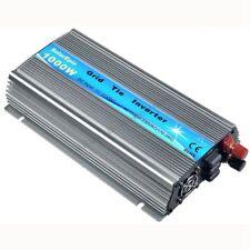 1000W MPPT Solar Grid Tie Inverter DC20V-45V to AC230V Pure Sine Wave Inverters