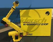 Fanuc R-2000iC-210F Industrial Robotic Manipulator Arms Plastic Model NEW