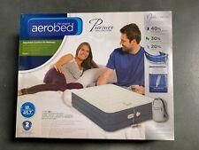 "Aerobed Opticomfort Premier Collection 18"" High Queen Air Mattress   Box 3"