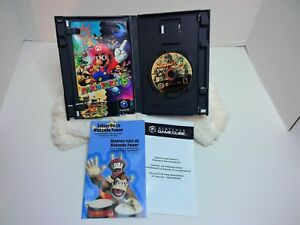Mario Party 6 Nintendo Gamecube COMPLETE Comes with Game, Case & Manual WORKING
