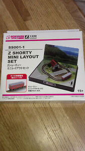 Rokuhan Z Shorty SS001-1 Mini Layout Set - New In Box - Free ship from USA!