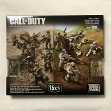 Mega Bloks Construx Call of Duty CPC67 Legacy Heroes *Factory New Sealed* Toy