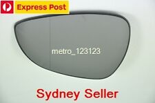 LEFT PASSENGER SIDE FORD FIESTA 2009 + MIRROR GLASS WITH BACK PLATE